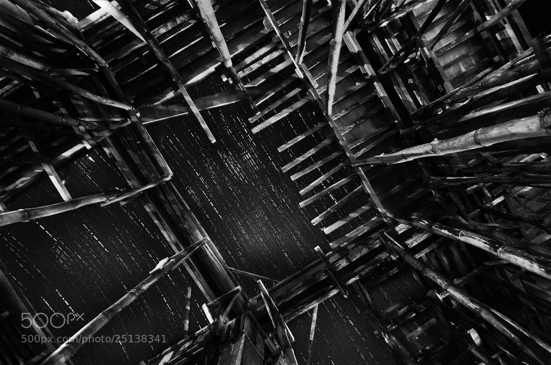 Photograph Startrail on second floor by Wisnu Taranninggrat on 500px