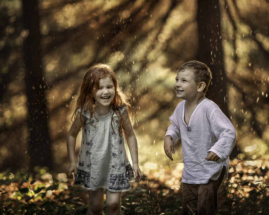 Kid's Summer by Irena Sochivets on 500px.com