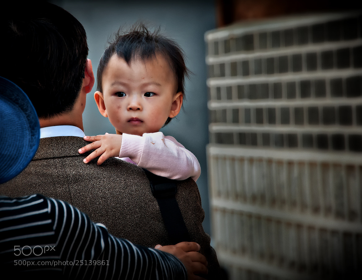 Photograph Korean Toddler's Viewpoint by Tom Coyner on 500px