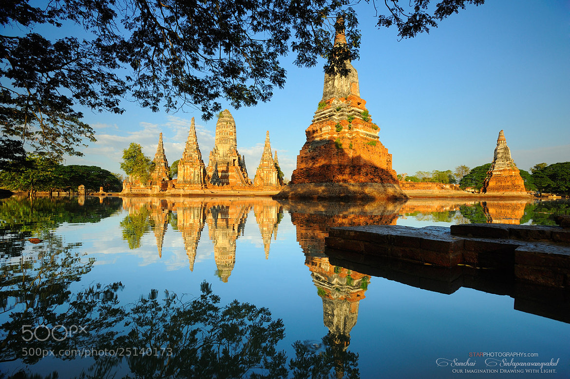 Photograph Ayutthaya,THAILAND by STAR PHOTOGRAPHYs on 500px