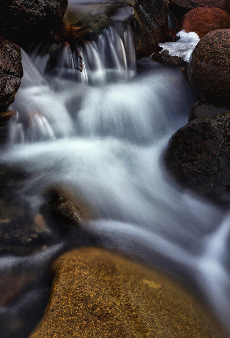 Photograph Mountain Stream by Ron Perkins on 500px