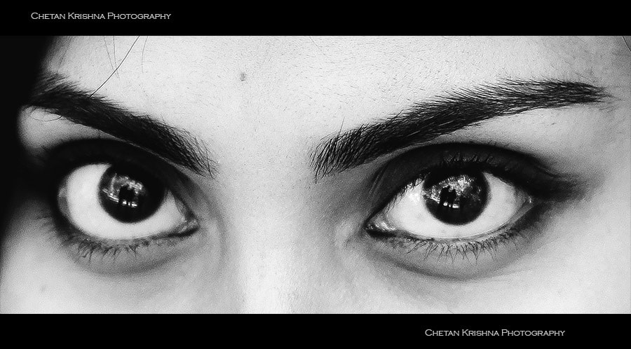 Photograph Eyes- Mirror of your Soul by Chetan Krishna on 500px