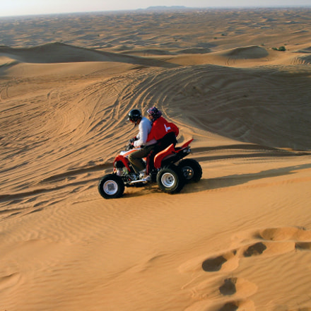 Wüstentour, Canon POWERSHOT G2