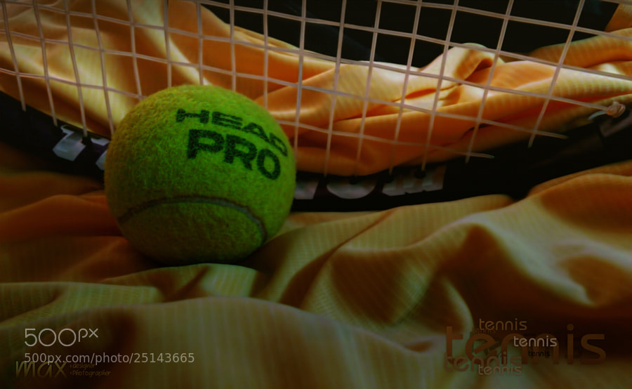 Photograph TENNIS by max-designer on 500px