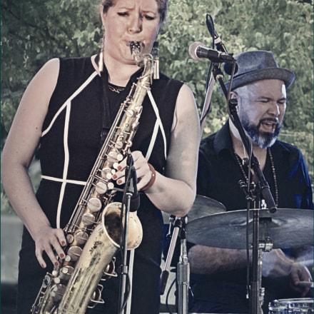 Alison Young 'Live on, Panasonic DMC-ZS25