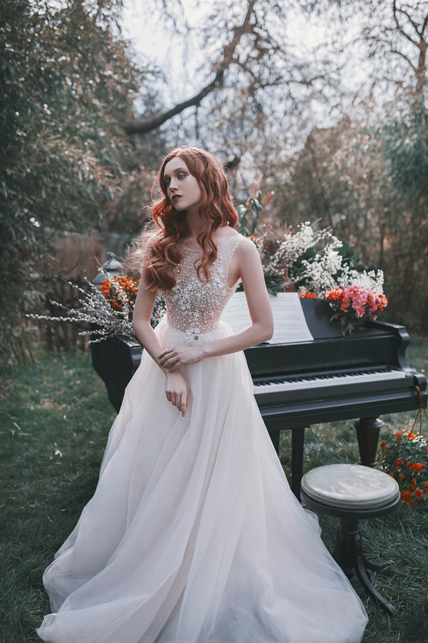 Wedding photography - Dreamy princess by Jovana Rikalo on 500px.com