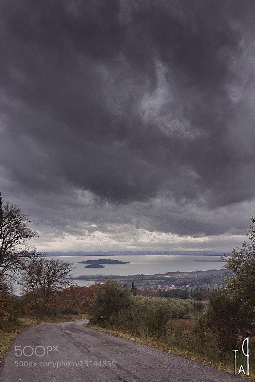 Photograph a winter rainy Sunday by Seri Pat on 500px
