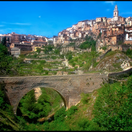 Bocairent Vall d'Albaida Pa, Fujifilm FinePix S602 ZOOM