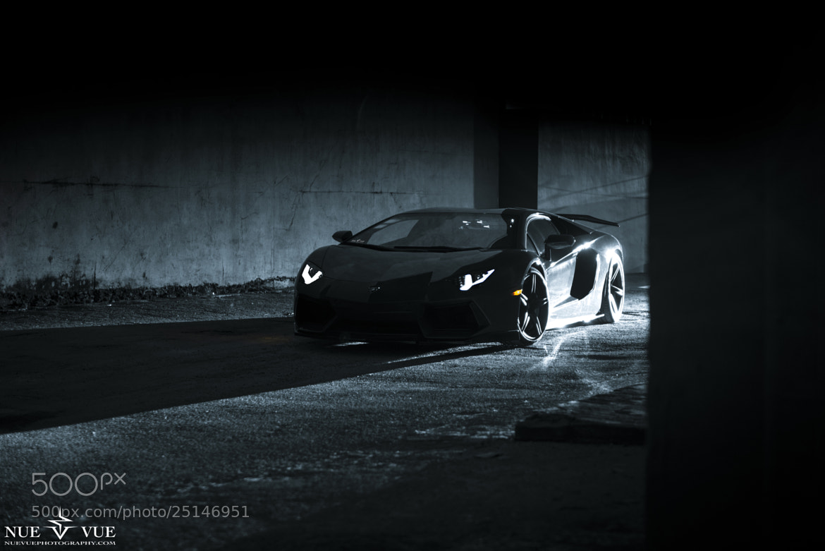 Photograph Aventador 722  by Nue Vue on 500px