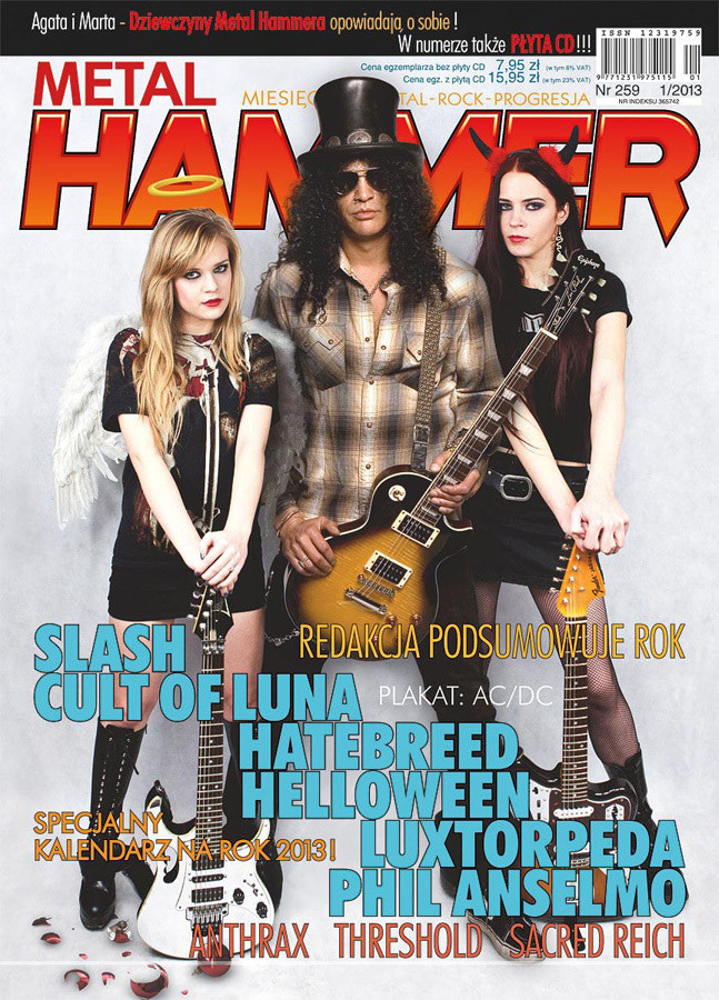 Photograph MetalHammer 1/2013 by Marta Węgierska on 500px