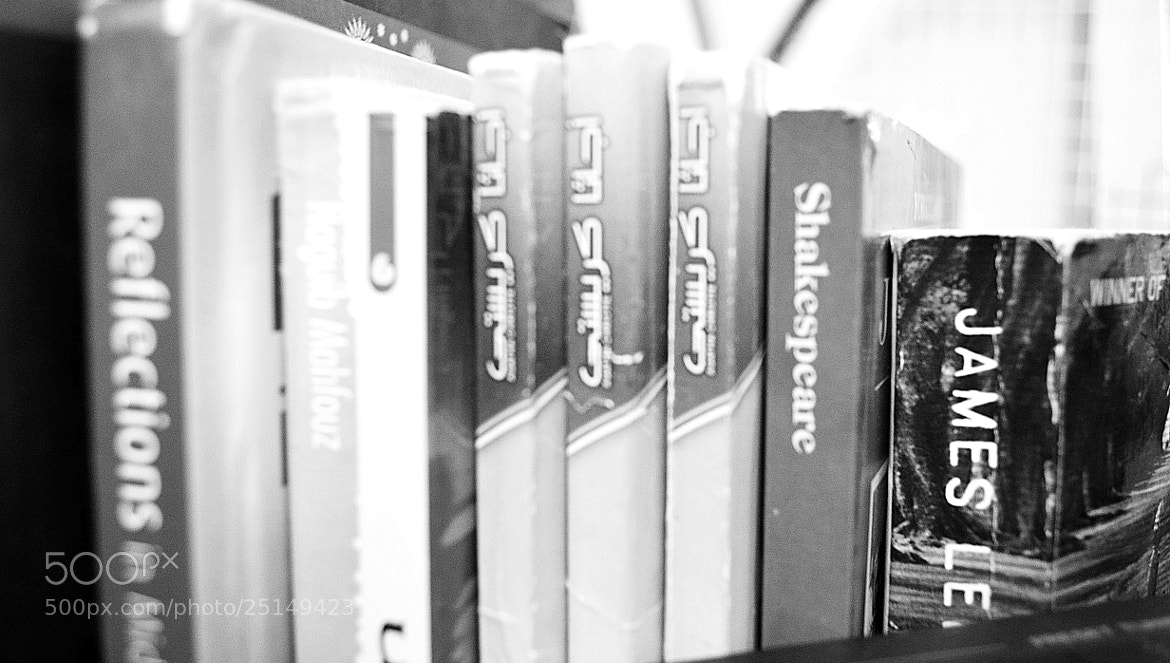 Photograph Novels  by Malak Abouras on 500px