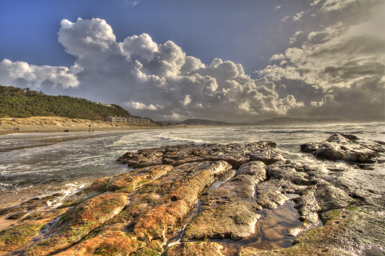 Photograph Land, Sea and Sky by Paul Garrett on 500px