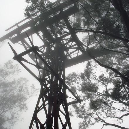 Torre en la Bruma, Fujifilm FinePix S1800