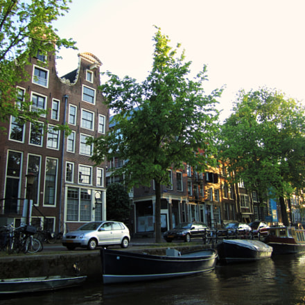 Amsterdam, Canon POWERSHOT SD1400 IS