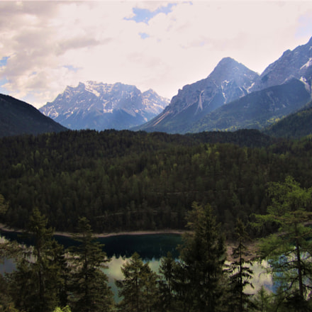 Austrian Alps, Canon POWERSHOT SD1400 IS