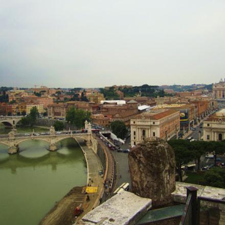 Rome Vatican, Canon POWERSHOT SD1400 IS