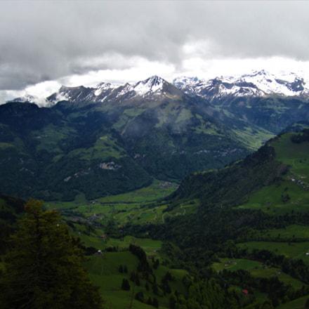 Swiss Alps, Canon POWERSHOT SD1400 IS