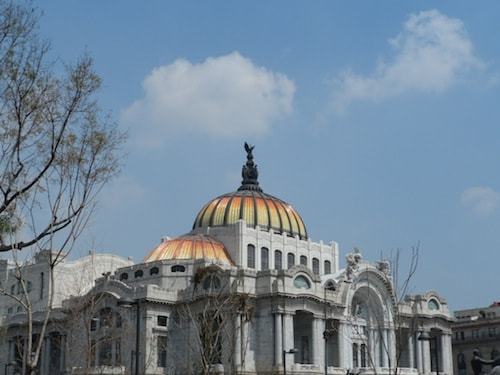 Photograph palacio de bellas artes by Fernando Lee on 500px