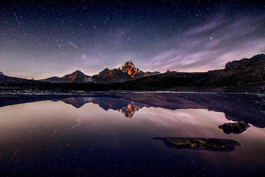 星空之镜, автор — 十八度灰°  на 500px.com