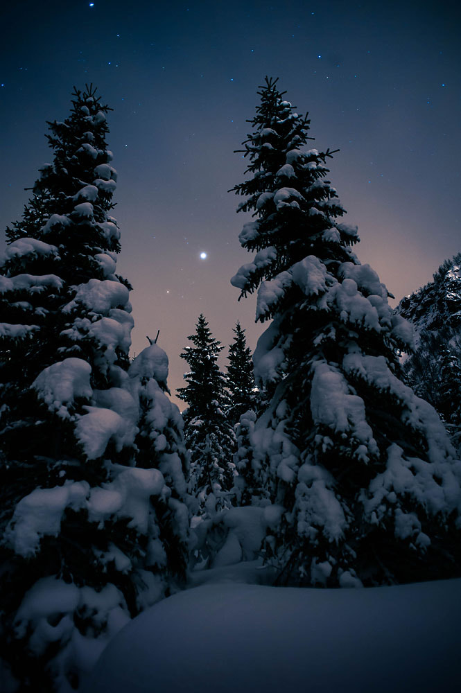Photograph Snow by Frode Abrahamsen on 500px