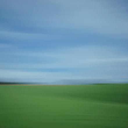 Blau und Grün, Sony ILCE-6000, Sony E 20mm F2.8