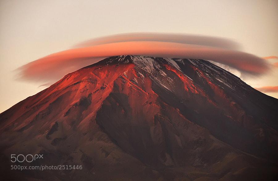 Peru, Arequipa, volcano