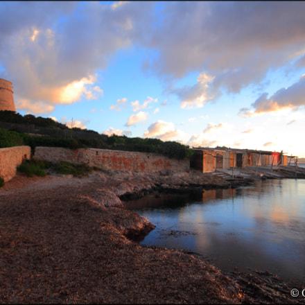 Torre des Carregadors., Canon EOS 7D, Sigma 10-20mm f/4-5.6