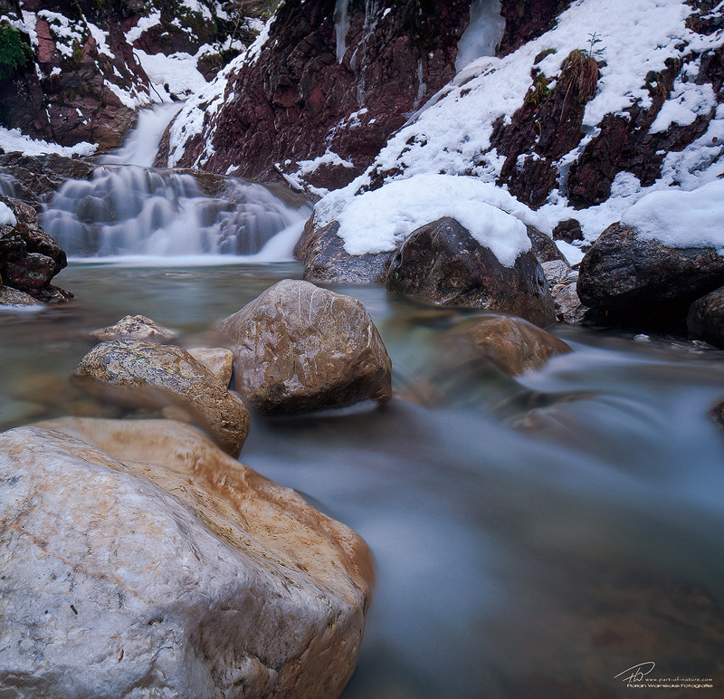 Photograph Winterly waters by Florian Warnecke on 500px