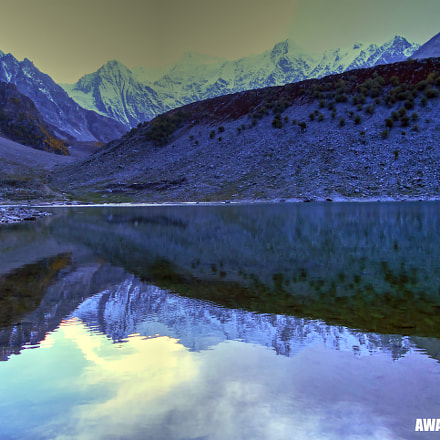 Reflection, Nikon COOLPIX L28