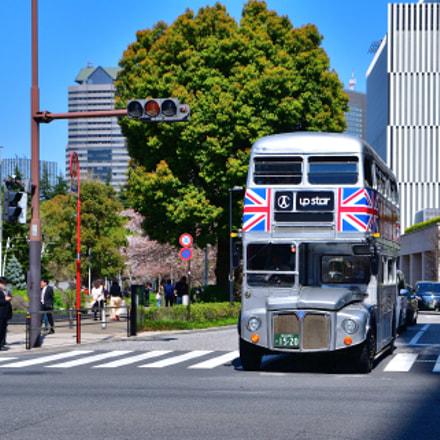 Double deck bus, Nikon D300S, Sigma 17-70mm F2.8-4 DC Macro OS HSM | C