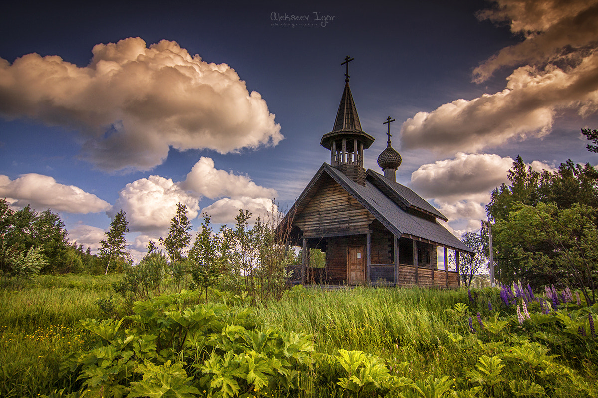 Photograph Chapel by Igor Alekseev on 500px