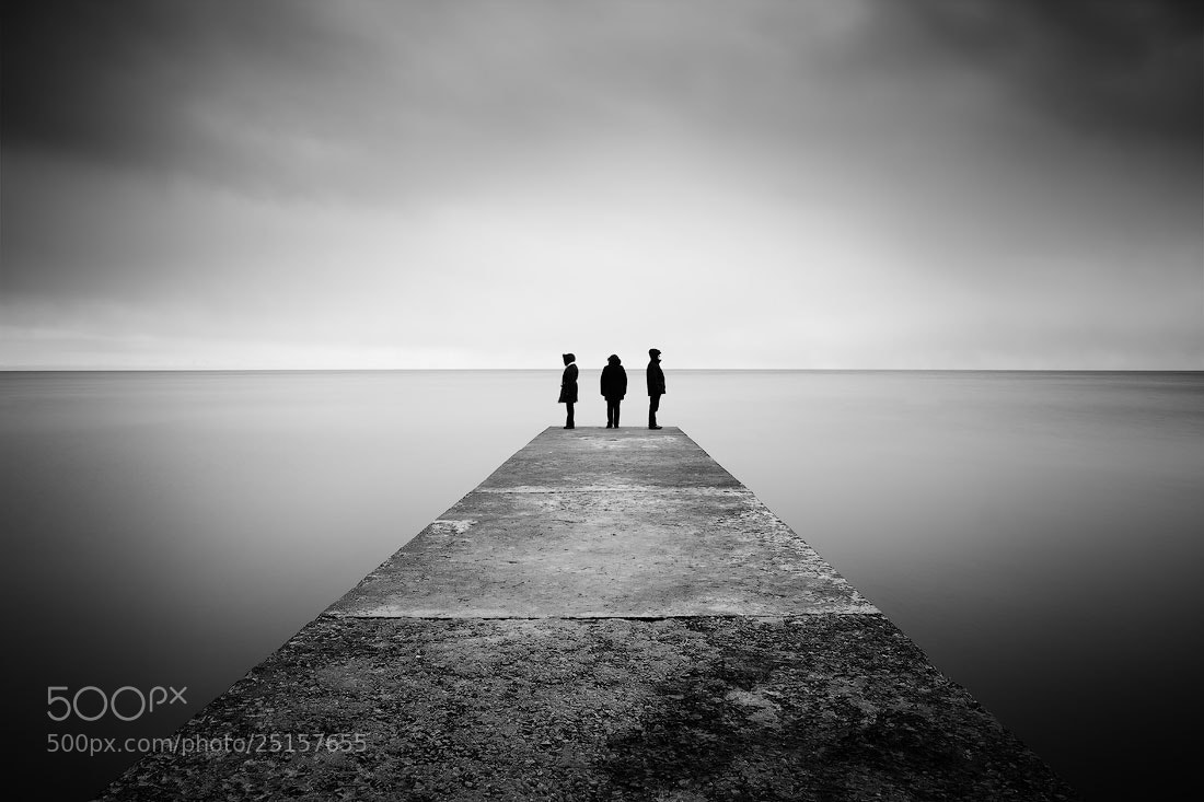 Photograph Sea Ghosts by Evgeney Utkin on 500px