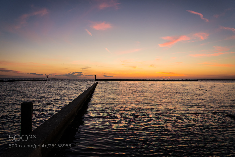 Photograph Northshore Harbor Sunset by Steven Blackmon on 500px