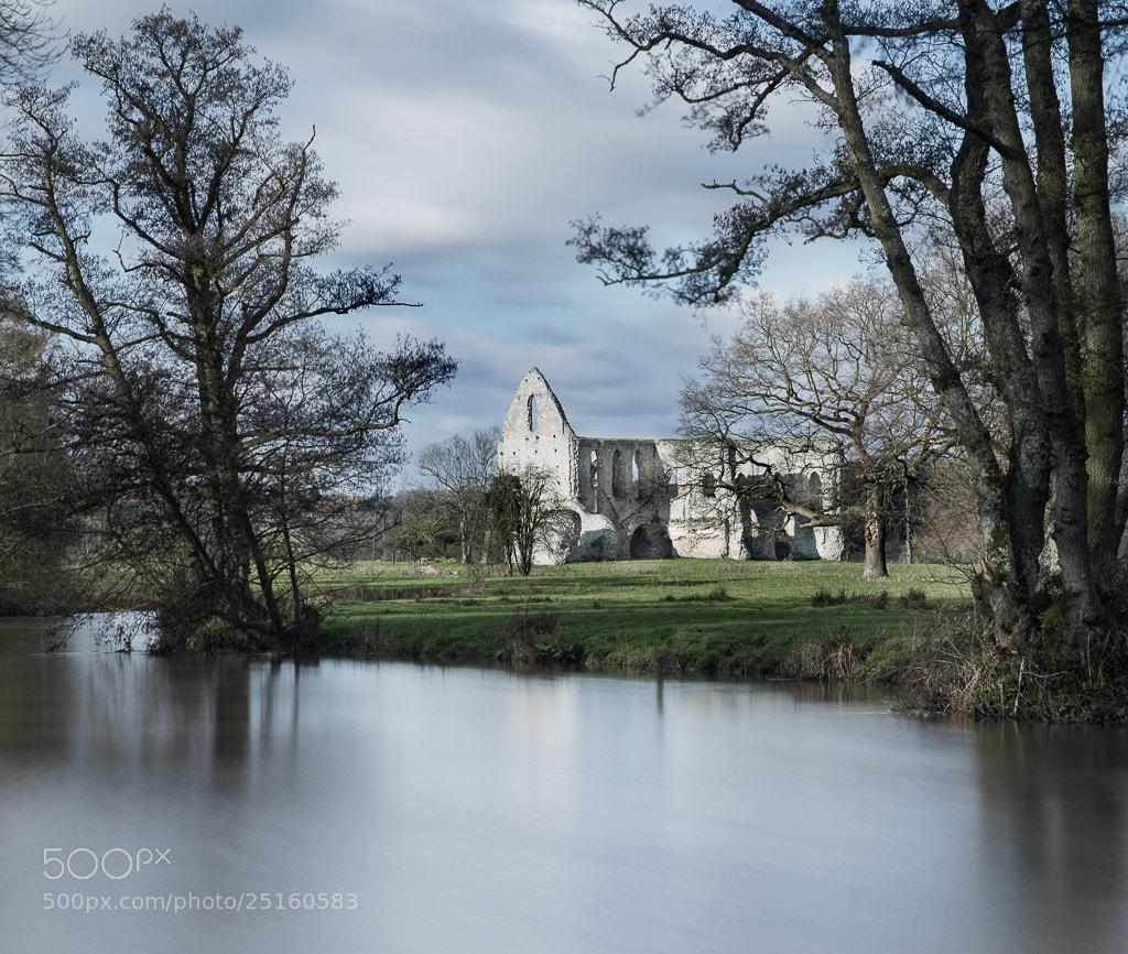 Photograph Newark Priory by Antony Blake on 500px