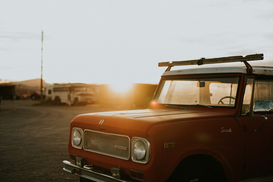 Vacant Home, автор — Felix Russell-Saw на 500px.com