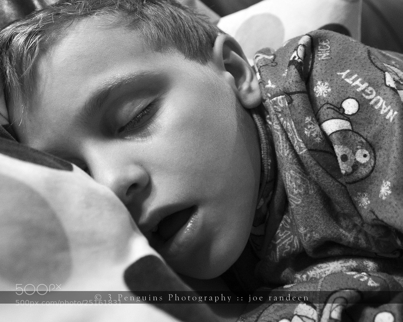 Photograph Mr. Sleeping Beauty by Joe Randeen on 500px