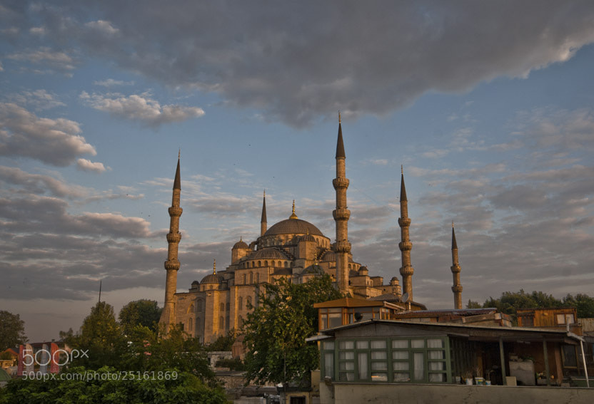 Photograph Blue mosque by Pablo_Garcia on 500px