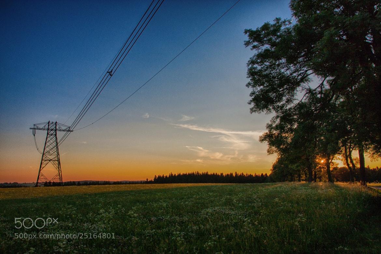 Photograph Another sunset by Lukáš Bárta on 500px