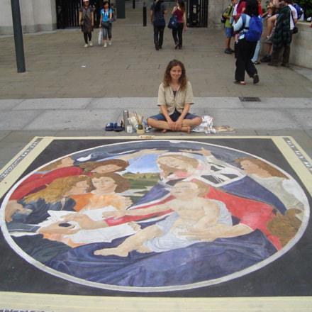 London street art, Sony DSC-W130