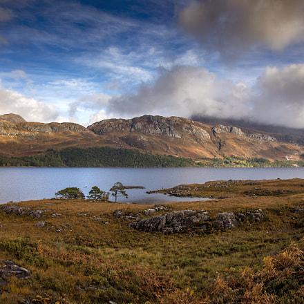 Loch Maree, Canon EOS 5DS
