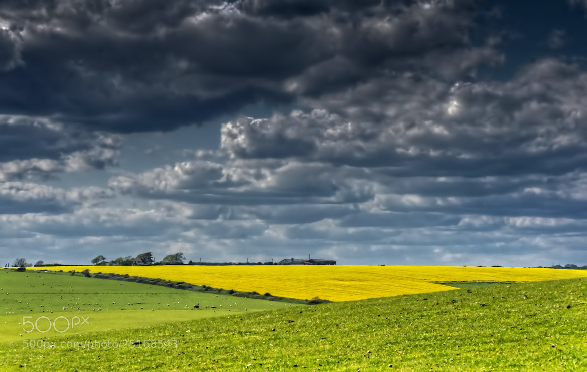 Photograph Countryside by Mike Matthews on 500px