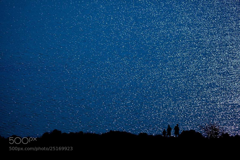 Photograph The Blue Sky by Ali Asghar Abazari on 500px