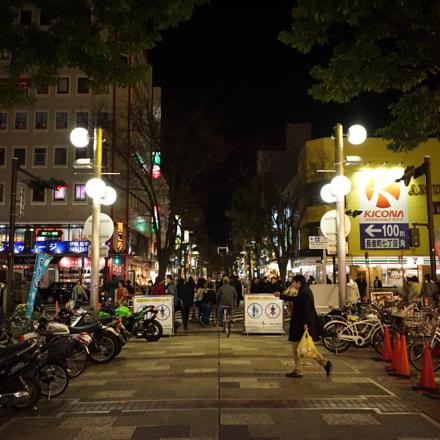 Isezakicho Street, Sony ILCE-7R, Sony FE 28mm F2