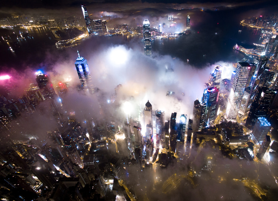 Urban Fog by Andy Yeung on 500px.com