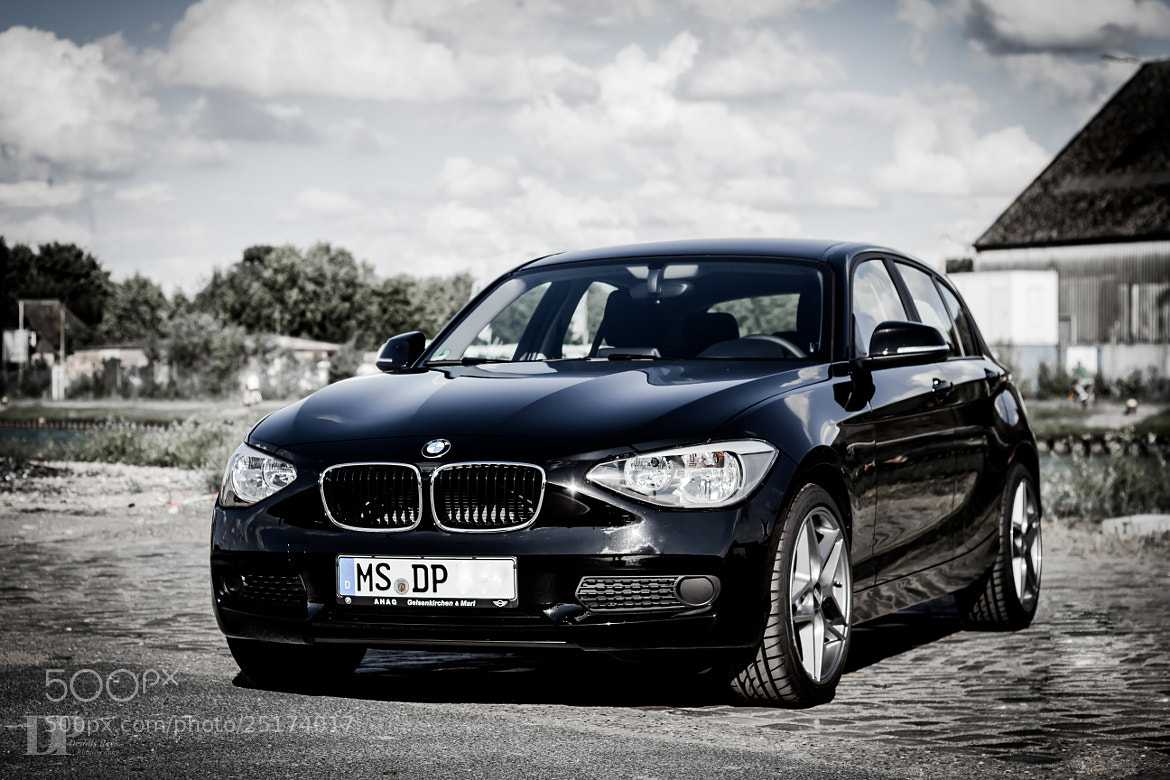 photograph bmw 116i by dennis payk on 500px. Black Bedroom Furniture Sets. Home Design Ideas