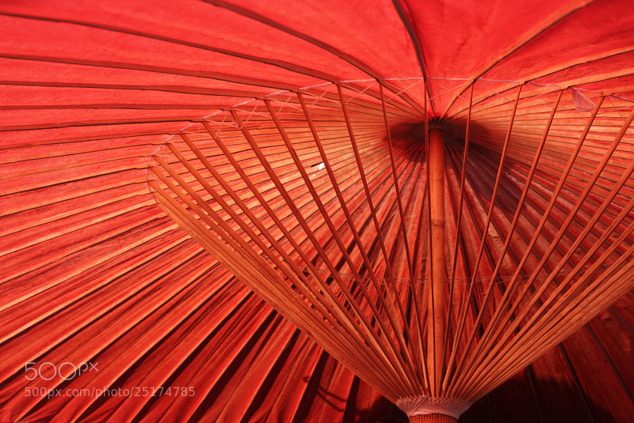 in red by Nadezda Karaseva (oasisia)) on 500px.com