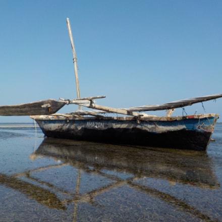 Low tide, Nikon COOLPIX W100