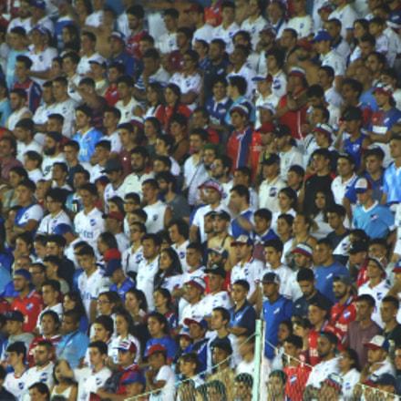 Nacional vs Chapecoense Copa, Panasonic DMC-ZS19