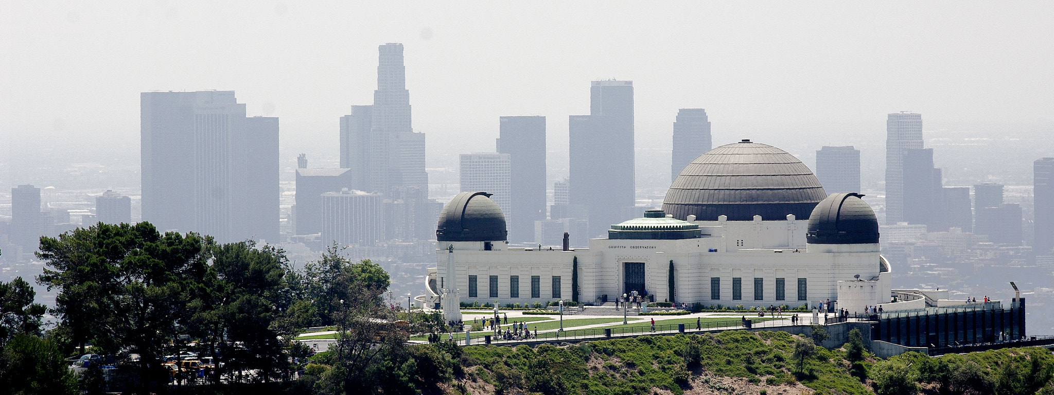 Photograph @Griffith Observatory by Yushin (Andy) Cho on 500px