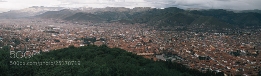 ///// Above Cusco